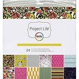 12x12 Project Life Designer Paper - Sunshine Edition