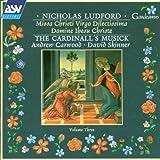 Nicholas Ludford, Vol.3