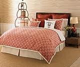 Tommy Bahama Hopetown 4-Piece Queen Comforter Set