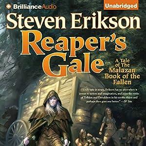 Reaper's Gale: Malazan Book of the Fallen, Book 7 | [Steven Erikson]