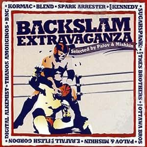Backslam Extravaganza