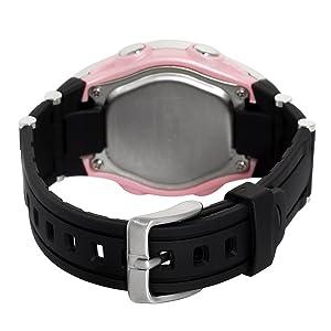 Armitron Women's 456984PNK Pink and Black Chronograph Digital Sport Watch