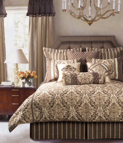 Jennifer Taylor 4 Pcs Comforter Set BRODERICK Collection