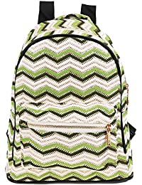 Rrimin 2017 New Summer Canvas Backpack Rucksack Casual Fashion Women Lace Weaving College Teenager Girls School...