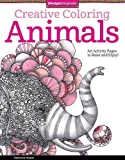 img - for Creative Coloring Animals: Art Activity Pages to Relax and Enjoy! (Design Originals) book / textbook / text book
