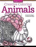 Creative Coloring Animals: Art Activi...