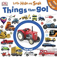 Little Hide and Seek: Things That Go
