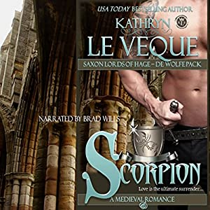 Scorpion: Saxon Lords of Hage - De Wolfe Pack Hörbuch