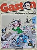 echange, troc Andre Franquin - Gaston 12-Arbeit Macht Erfinderisch  (Softcover)