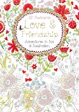 Love and Friendship Postcard Book: Adventures in Ink and Inspiration (Hobbies and Craft)