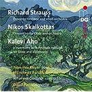 Concerto pour hautbois, Concertino pour hautbois, Inventions & Postlude