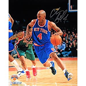 Steiner Sports NBA New York Knicks Chauncey Billups Dribble Up Court Vertical 8x10... by Steiner Sports