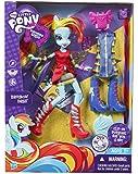 My Little Pony - Equestria Girls - Deluxe - Rainbow Dash - Poupée 23 cm (Import Royaume-Uni)