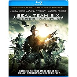 Seal Team Six: The Raid On Osama Bin Laden [Blu-ray]
