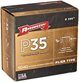 Arrow 356 Genuine P35 3/8-Inch Staples, 5,040-Pack