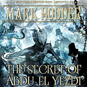 The Secret of Abdu El Yezdi Audiobook