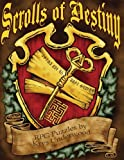 img - for Scrolls of Destiny I: RPG Puzzle book / textbook / text book