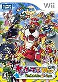 ヤッターマンWii ビックリドッキリマシンで猛レースだコロン(2008年12月中旬発売予定)