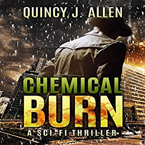 Chemical Burn Audiobook