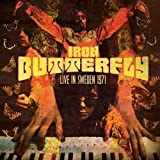 Live In Sweden 1971 by Iron Butterfly (2014-07-08)