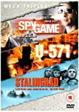Spy Game/U-571/Stalingrad Triple Pack [DVD]