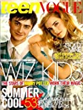 Teen Vogue Magazine - June/July2007 - Daniel Radcliff & Emma Watson the Stars of Harry Potter on the Cover!