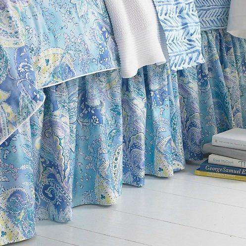 Ralph Lauren Bed Skirts 4118 front