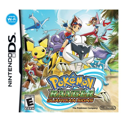 Pokemon Ranger Guardian Signs [Español] [NDS]