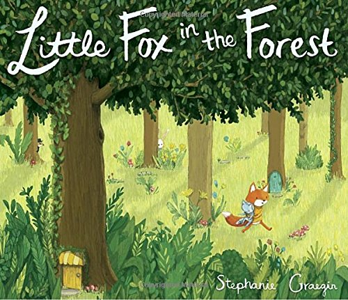 Book Cover: Little Fox in the Forest