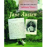 "Jane Austen (British Library Writers' Lives)von ""Deirdre Le Faye"""