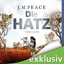 Die Hatz Hörbuch von J. M. Peace Gesprochen von: Stephanie Kellner