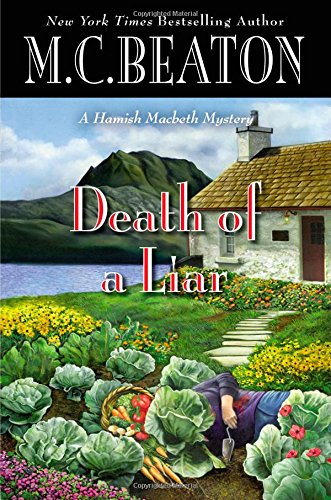 Book Cover: Death of a Liar