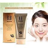 [Aenepure] Snail BB cream SPF50+, PA +++ / Whitening, Anti-Wrinkle, Sun protection / Korean Cosmetics (Tamaño: 50ml)