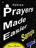 Hebrew Prayers Made Easier Sample
