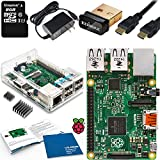 Vilros Raspberry Pi 2 Complete Starter Kit with Edimax WiFi (9 Items)