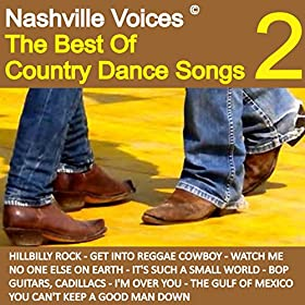 best country dance music of all time