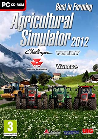 Agricultural Simulator 2012 (PC CD)