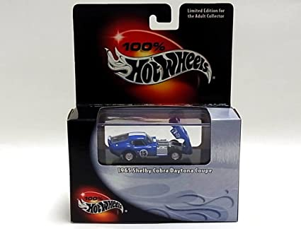Cobra Black Box Coupe Black Box Blue 1:64