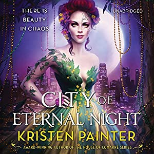 City of Eternal Night Audiobook