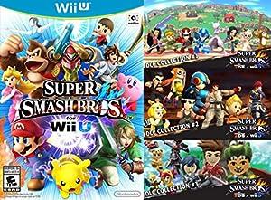 Super Smash Bros. Digital Complete Pack - WiiU - Wii U [Digital Code] from Nintendo