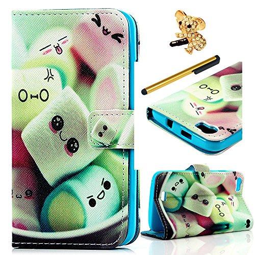 maxfeco-lederhulle-leder-tasche-nette-leckere-marshmallows-muster-design-case-cover-fur-wiko-lenny-h