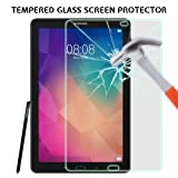 Galaxy Tab A 10.1 P580 Screen Protector, 9H Hardness Ultra Clear [Anti-Scratch] Tempered Glass Screen Protector for Samsung Galaxy Tab A 10.1 P580 P585 (S Pen Version) (Color: P580-1-Pack, Tamaño: P580)