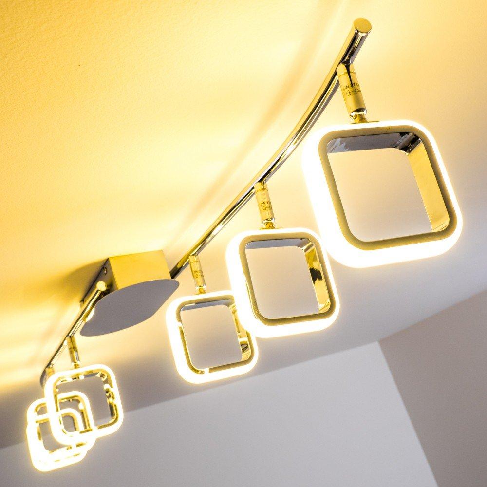 led deckenspot myto 6 x 5 watt je 400 lumen 3000 kelvin lichtfarbe warmweiss jetzt kaufen. Black Bedroom Furniture Sets. Home Design Ideas