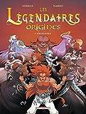 Les Légendaires - Origines, Tome 3 : Gryfenfer