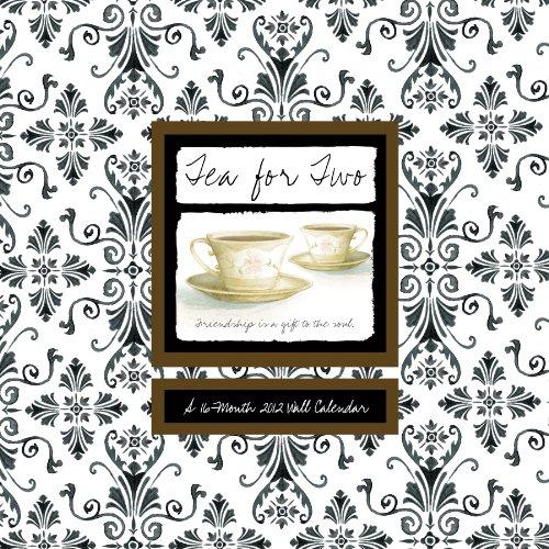 Flavia - Tea For Two 2012 Wall Calendar
