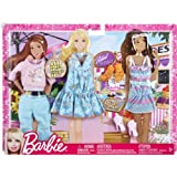 Barbie Fashionista 3 Clothes Outfits Sets.Mix & Match