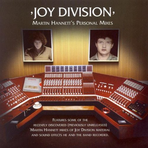 Martin Hannett's Personal Mixes(Limited - 1000 Copies Only)