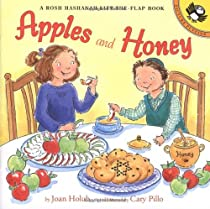 Apples and Honey: A Rosh Hashanah Lift-the-Flap (Lift-the-Flap, Puffin)