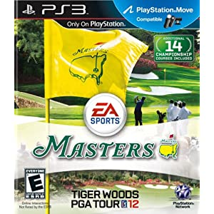Best Price Tiger Woods PGA TOUR 12 Sale