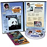 Weber Ross Dvd Wildlife Painting Giant Panda 50 Minute ~ Weber